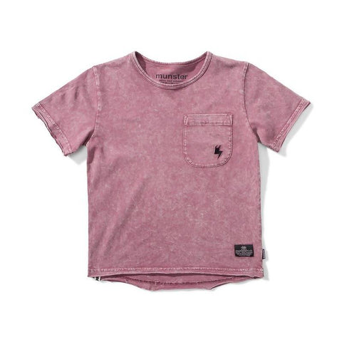 Munster Clasik 2 Jersey SS Tee - Acid Grape