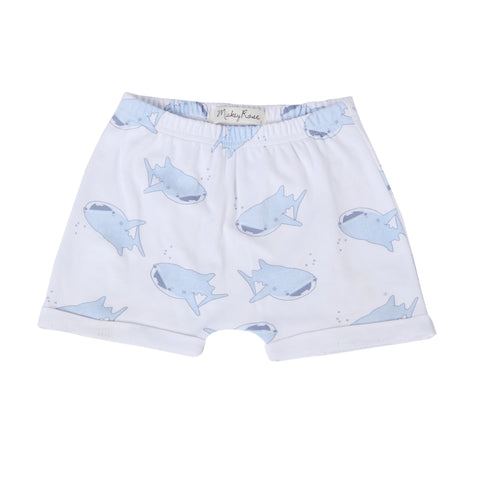MICKEY ROSE Whale Shark Shorts