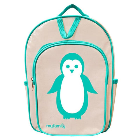 MY FAMILY Penguin Back Pack