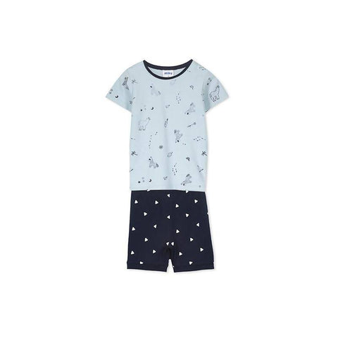 Milky Pinata Pyjamas - Cool Green