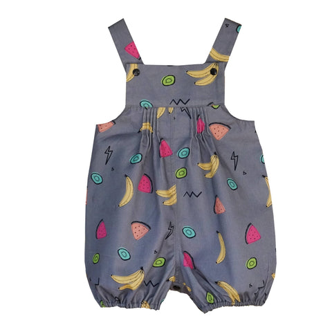 'Fruit Salad' Overalls