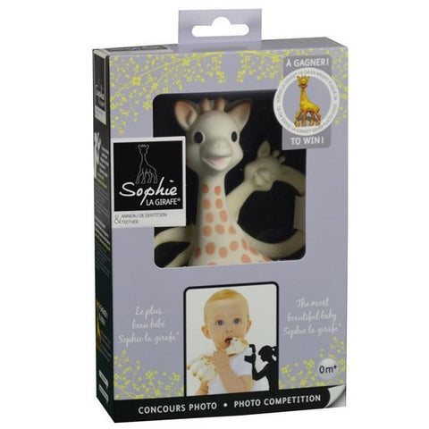 SOPHIE THE GIRAFFE Teething Award gift pack