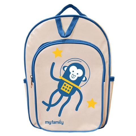 MY FAMILY Monkey Back Pack
