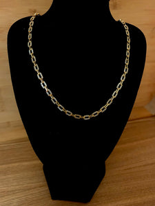 Full Zircoin Chocker. Tataita. RD$ 2500.
