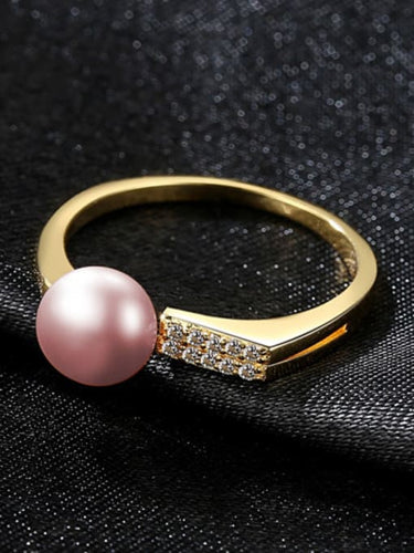 Pearl Open Ring. Tataita. RD$ 1000.