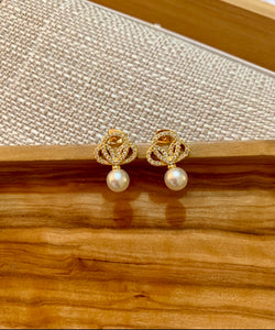 Clementine Earrings. Tataita. RD$ 1100.