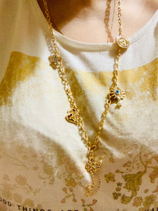 Mystic Moon Long Necklace. Tataita. RD$ 1911.6.
