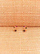 Multicolor Stud Earrings. Tataita. RD$ 1000.