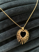 The Open Heart Necklace