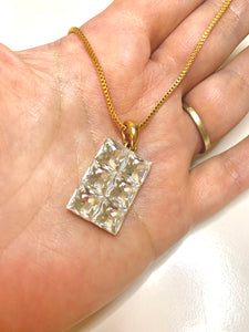 Crystal Element Necklace