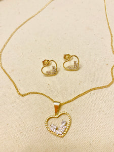 Heart with a Twist Set