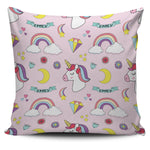 Personalised Unicorn Pillow Cover