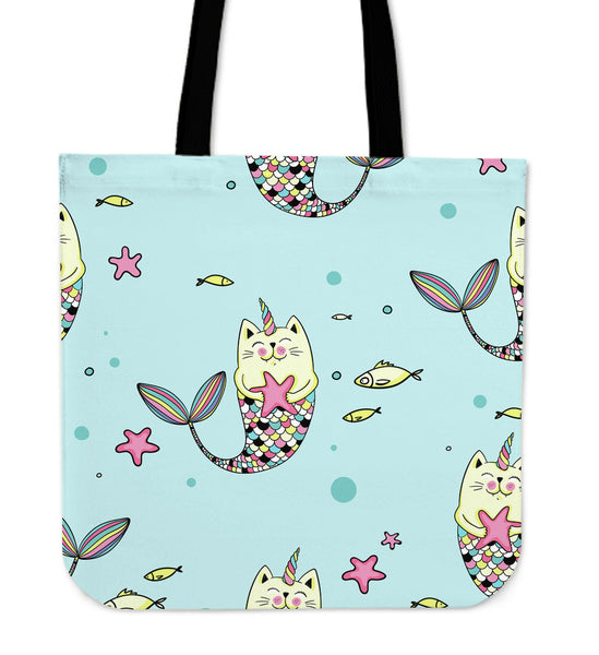 Mercaticorn Tote Bag