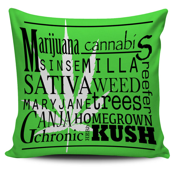 🛑 Flash Sale 🛑 Pot themed pillow covers - 4 styles