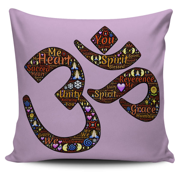 Namaste Pillow Covers