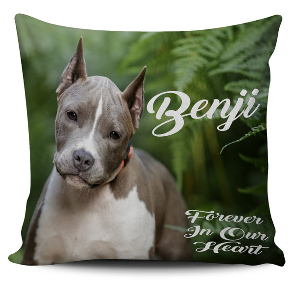 Pet Memorial Custom Pillow Cover