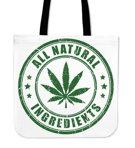 All Natural Ingredients Tote