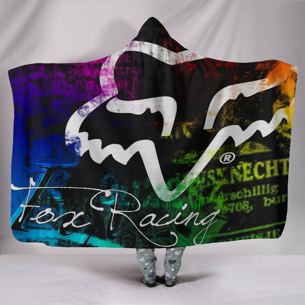 Fox Racing Hooded Blanket