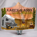 Custom Design - Karen & Andy