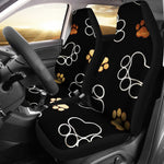 Paws Car Seat Covers