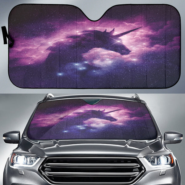 Cosmic Unicorn Sun Shade