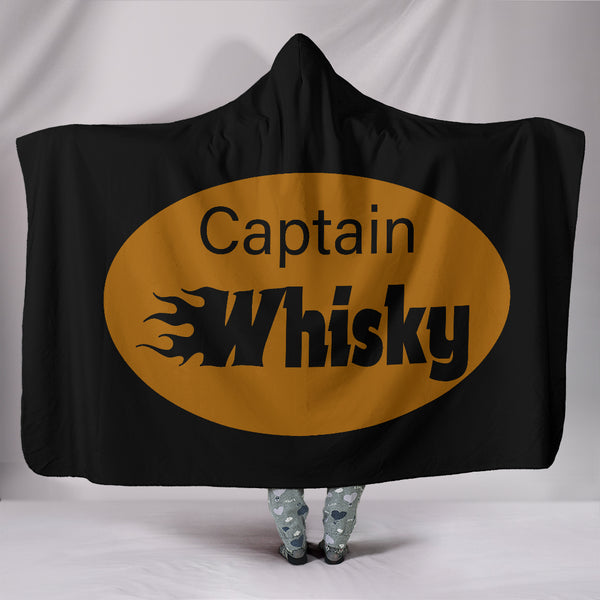 Custom Design - Captain Whisky