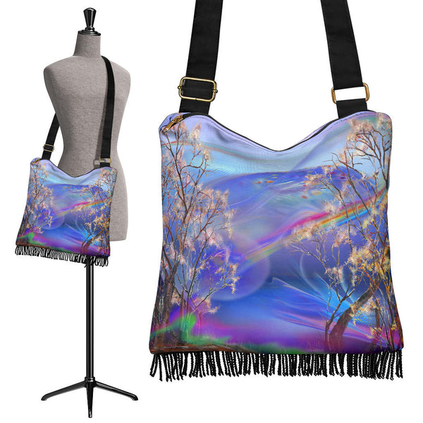 Surreal Night Boho Bag