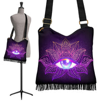 All Seeing Boho Bag