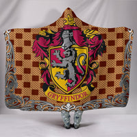 Gryffindor Hooded Blanket