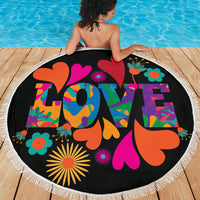 Love Beach Blanket