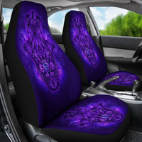 Hand Of Fatima Car Seat Covers