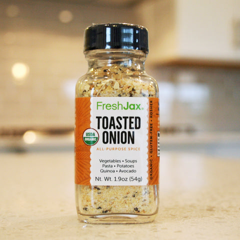 Organic Toasted Onion Spice