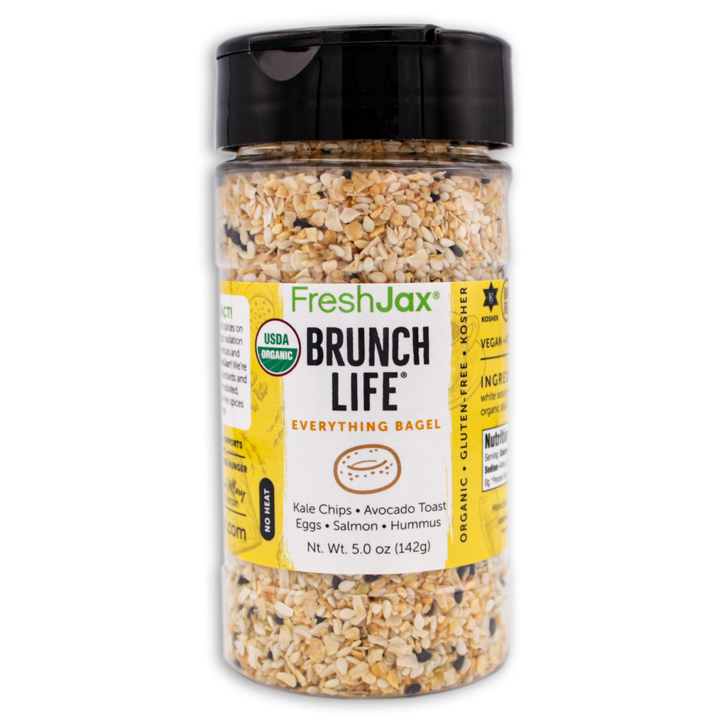 Brunch Life®: Organic Everything Bagel Seasoning
