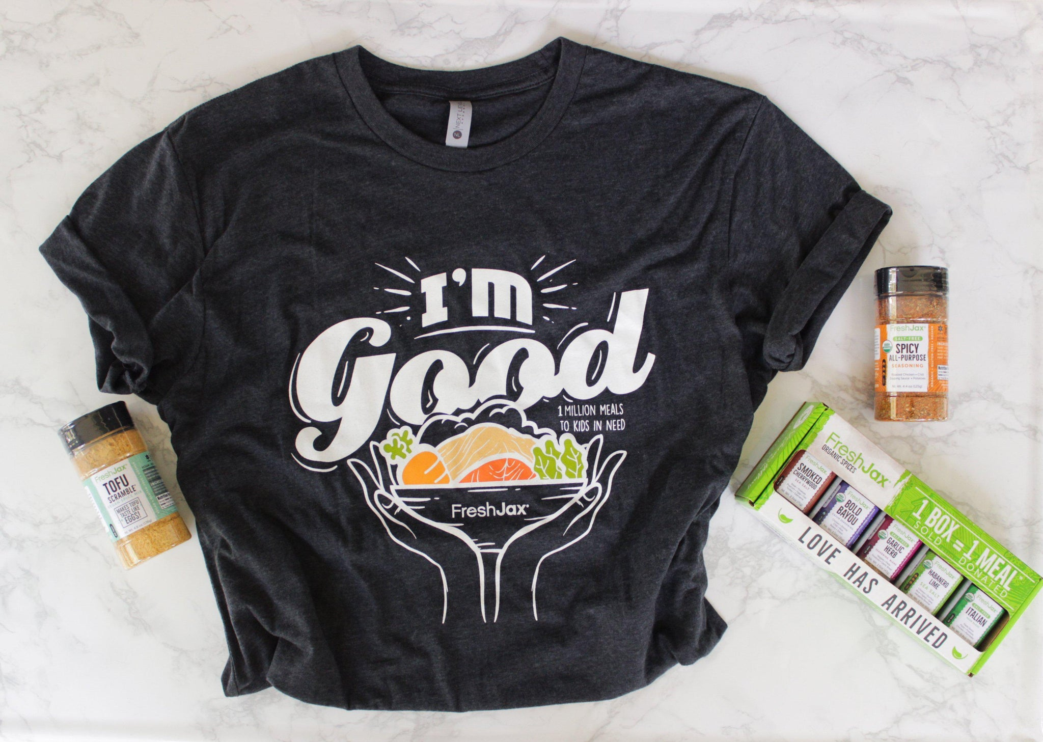 Fighting Childhood Hunger T-shirt