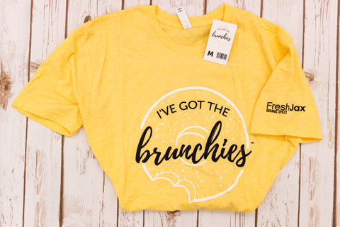Brunch T-Shirt: I've Got the Brunchies™