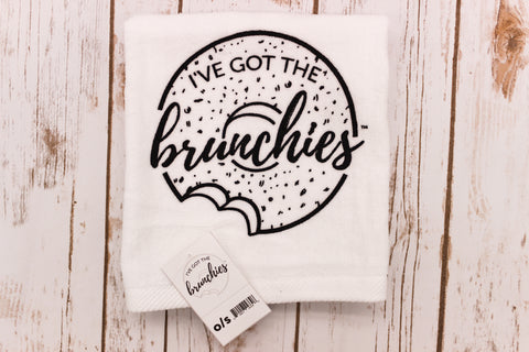 I've Got The Brunchies™ Kitchen Towel