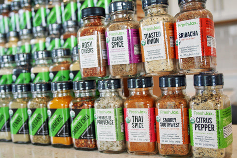 75 Sampler Gift Set Collection: Organic Spice Blends, Essentials, and Premium Seasonings: