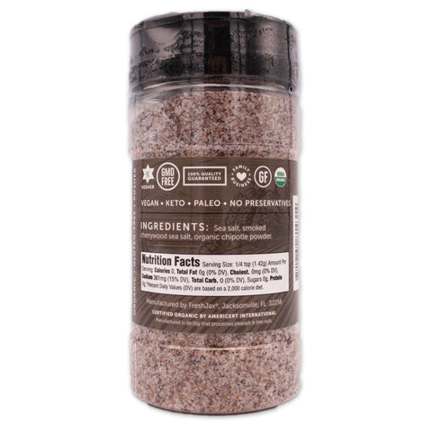 Campfire: Organic Smokey Sea Salt