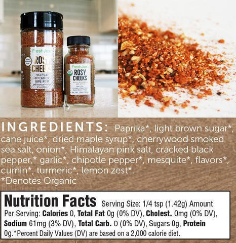Handcrafted Spice Trio: Organic Grill and BBQ Seasoning Gift Set
