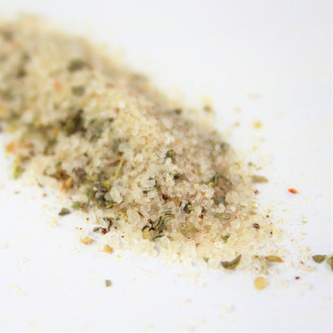 Herbes de Provence: Organic French Sea Salt