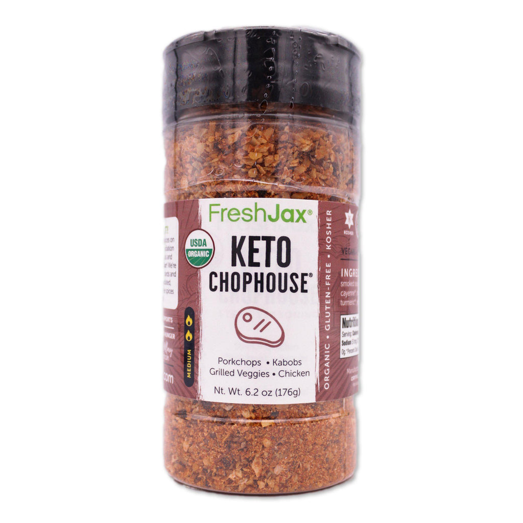 FreshJax Organic Spices Keto Chophouse®: Organic Steak Seasoning