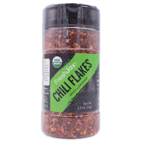 Organic Smoked Chili Flakes