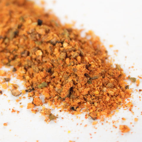 Smokey Southwest: Organic Grill Seasoning