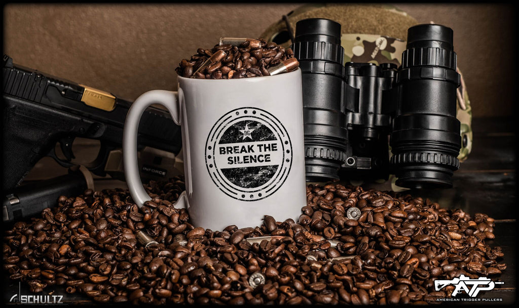 Break The Silence Ceramic Mug