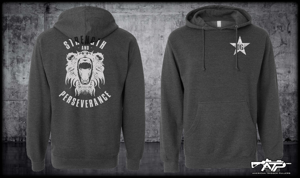 Strength and Perseverance Hoodie