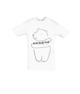 Bear Hug Club Kid T-Shirt