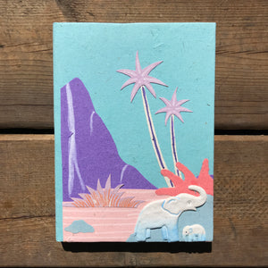 Large Elephant Notebook Design 2