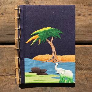 Environmentally friendly notebooks