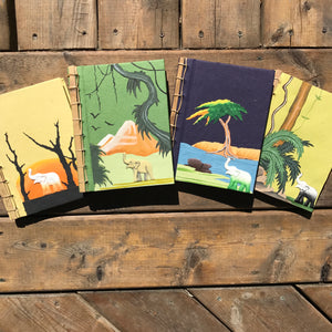 Eco friendly journals and notebooks