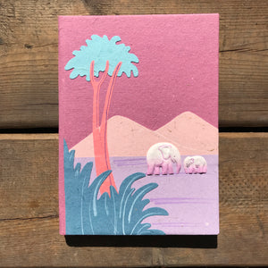 Large Elephant Notebook